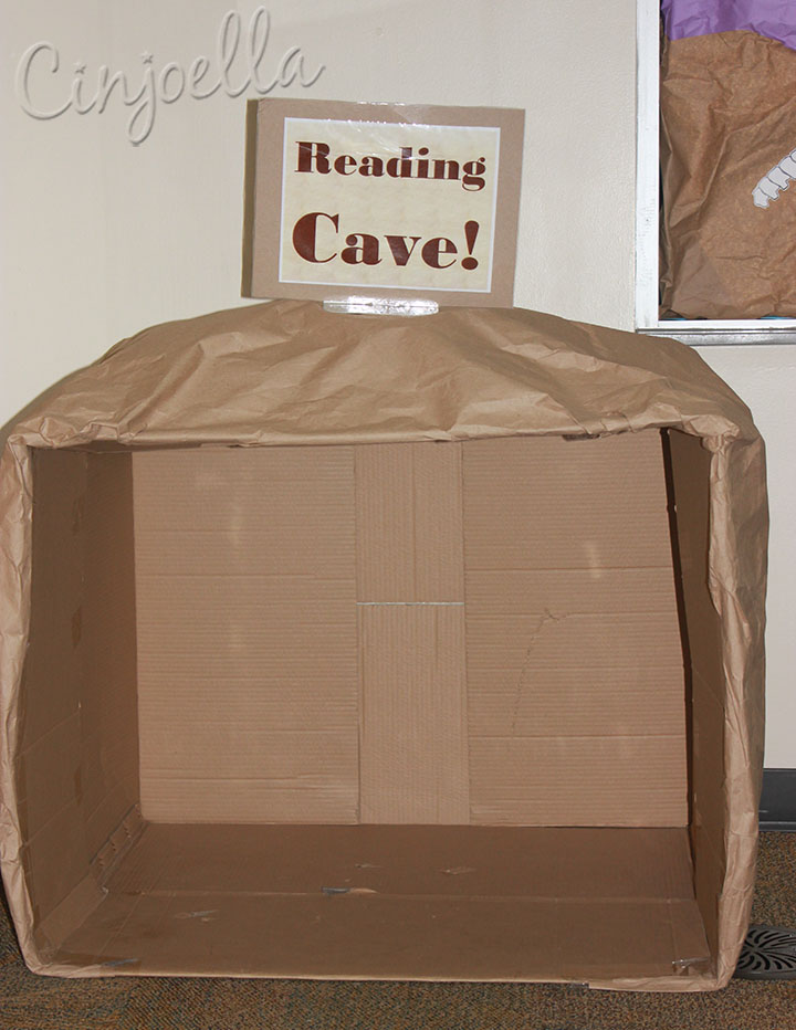reading cave