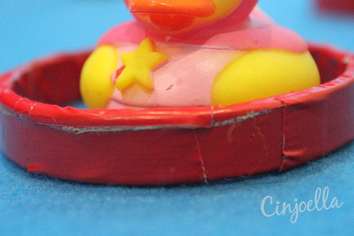 duck pond ring