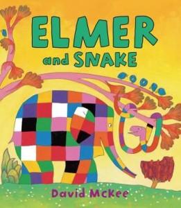 elmer and snake