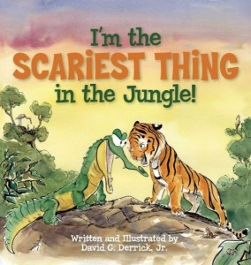 im the scariest thing in the jungle