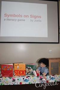 symbols on signs