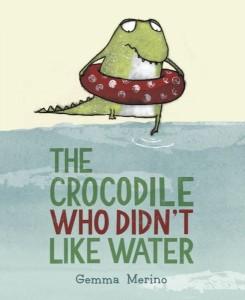 crocodile who didn't like water