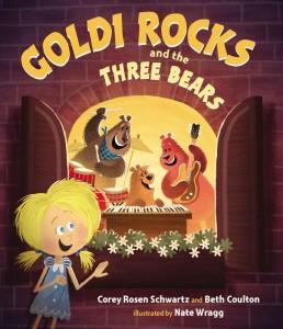 goldi rocks and the three bears