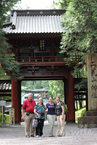 group in Nikko