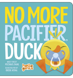 no more pacifier duck