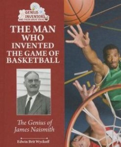man who invented basketball